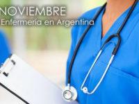 Día de la enfermería en la Argentina