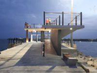 Puerto Quequén inaugura el                              Mirador Terraza Norte