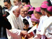 El papa Francisco llega a Tailandia, primera etapa de su gira asiática