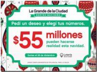 La boleta premiada del Gordo de Navidad se vendió en Necochea