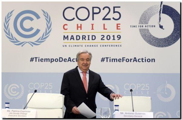 El mundo tergiversa emergencia climática pese a informes alarmantes y movilización ciudadana