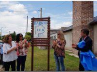 27 afiliados a la FEB de Lobería ya cuentan con su casa propia