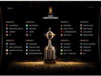 Se sorteó la Copa Libertadores 2020