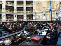 Diputados sancionaron las emergencias solicitadas por el poder ejecutivo