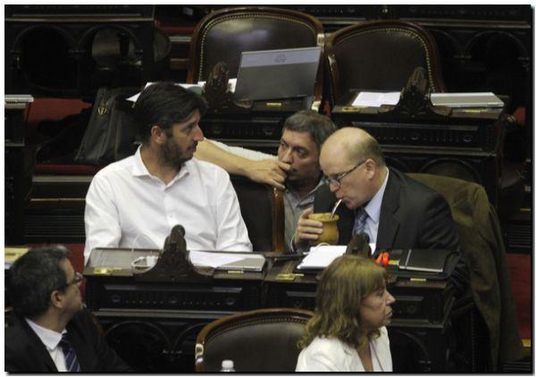 El Gobierno aprobó la emergencia económica en Diputados con ayuda de Lavagna y Schiaretti