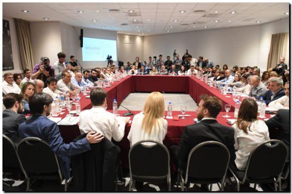 Ministros explicaron a legisladores los alcances de las emergencias bonaerenses