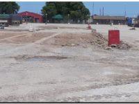 El Ente Vial mejora la transitabilidad en la Playa de Camiones