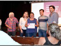 Se entregaron los diplomas del Curso de Manipulación de Alimentos