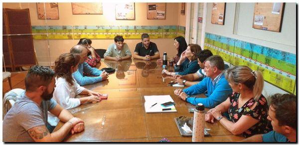 Reunión en el Concejo Deliberante por la situación en la EMAN. El oficialismo con ausencia total