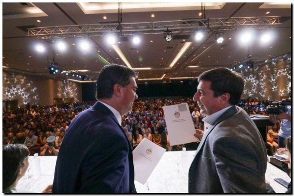 El Gobierno lanzó en Chaco el Plan Nacional contra el Hambre con 66 mil tarjetas alimentarias