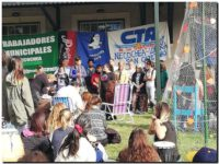 Continúa el conflicto en la Escuela Municipal de Arte