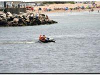 Se amplía el operativo de búsqueda del nadador desaparecido
