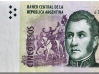 CINCO PESOS: Se pueden cambiar hasta diciembre