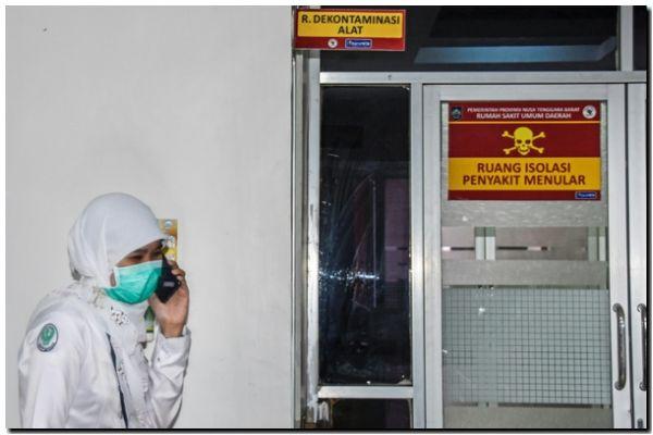 El coronavirus de Wuhan sigue extendiéndose