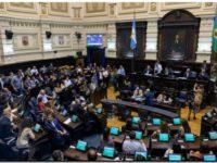 Con enojo de Kicillof, se aprobó la Ley Impositiva
