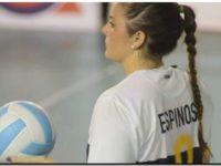 Una necochense encabeza el masivo reclamo de jugadoras por la profesionalización del vóley femenino