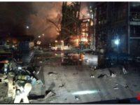 Encuentran un segundo fallecido en la explosión de la planta química en España