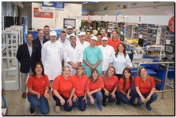 Hoy la Coope inauguró una nueva Sucursal en Necochea