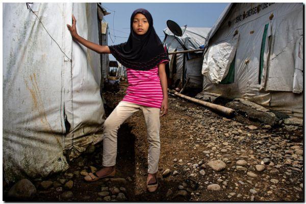 Un video de una niña Yemenita que nos cuenta su vida