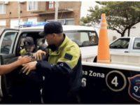 Con Monitoreo, la Policía aprehendió a dos arrebatadores