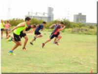 Se viene el Campamento de atletismo