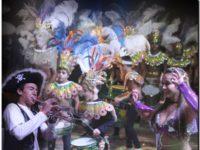 Programa de actividades del Carnaval 2020 de Lobería