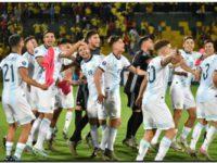 La Selección Sub 23 se consagró campeona del Preolímpico y clasificó a Tokyo 2020