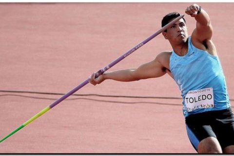 El atleta Braian Toledo murió en un accidente automovilístico