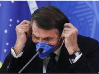 Bolsonaro confirmó que tiene síntomas de Covid