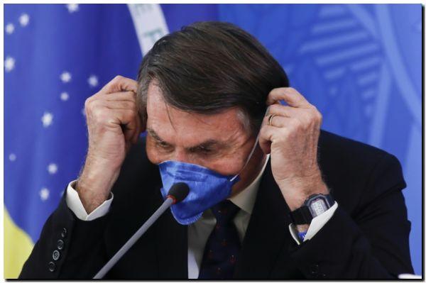 BRASIL: Bolsonaro contra la vacuna obligatoria