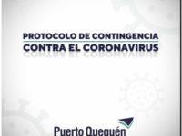 Puerto Quequén extrema su Protocolo de Contingencia contra el Coronavirus