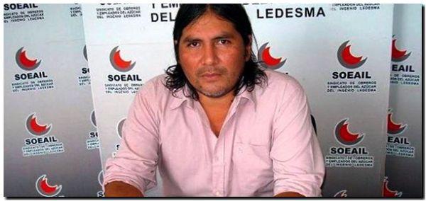 La CTA Autónoma repudia el procesamiento al dirigente azucarero Rafael Vargas