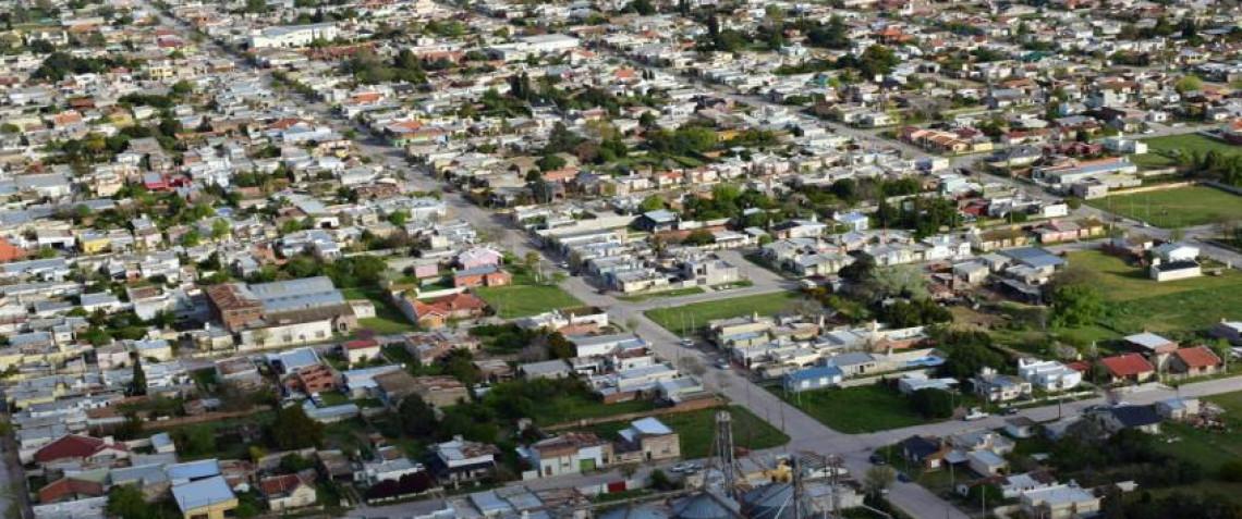COVID: Varios municipios bonaerenses en rojo