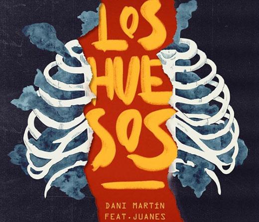 Los Huesos, la canción de Dani Martin con Juanes