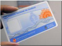 Se prorrogan 90 días los vencimientos de las licencias de conducir