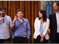 Kicillof designó nuevas autoridades en los puertos de Dock Sud y Mar del Plata