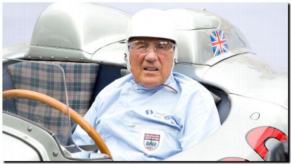 Stirling Moss, el 'campeón sin corona' muere a los 90 años