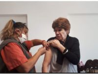 Nuevas dosis de la campaña de vacunación antigripal de PAMI 2020