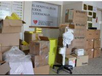 El Hospital Municipal sigue equipándose para combatir la pandemia