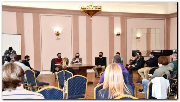 Se reunió el Comité Crisis-Emergencia Municipal COVID-19