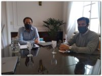 Rojas avanzó en un nuevo préstamo con el ministro de Hacienda, Pablo López