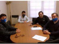 Reunión en Concejo Deliberante en contra de la venta del Casino