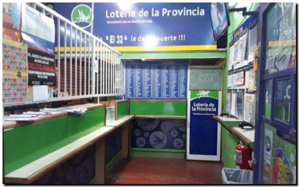 Desde el lunes reabrirían las agencias de Lotería en toda la Provincia