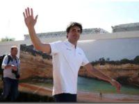 Carlos Sainz es el nuevo piloto de Ferrari