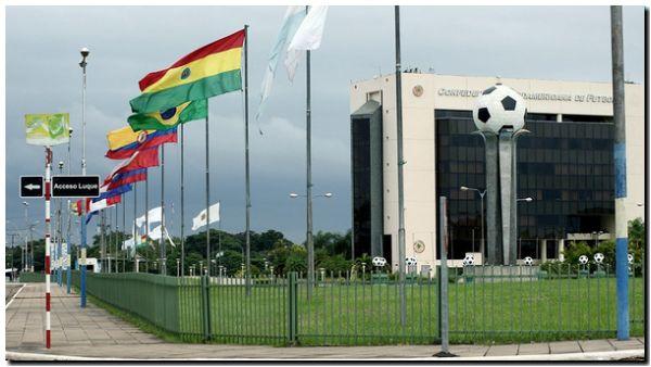 FUTBOL: Sorteo de la Libertadores y Sudamericana