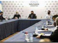 Diputados probó el sistema de sesiones mixtas y lo estrenaría el sábado con un plenario