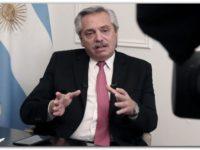 PRESIDENTE FERNÁNDEZ: «Macri debe tener un problema de amnesia severo»