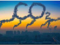 Abril, mínimo histórico de emisiones de CO2