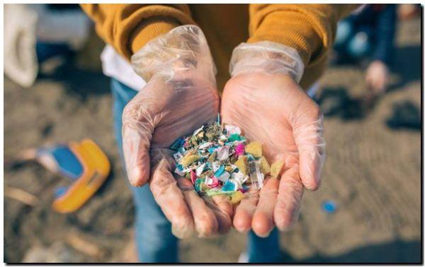 MICROPLÁSTICOS: 'Conquistan' a zonas limpias de los océanos gracias a los 'vientos'