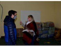 """El Ministerio de Desarrollo Social envió """"kits COVID"""" para distribuir en Necochea"""